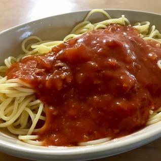 絶賛!ミートスパゲティ