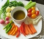好みのお野菜 de 簡単バーニャカウダ