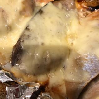 ブリの味噌チーズ焼き❣️