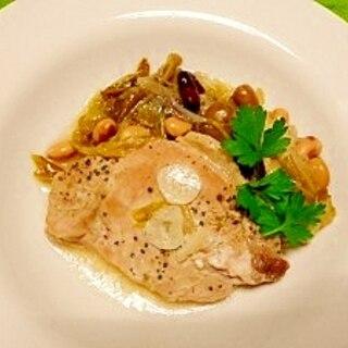 減塩☆野菜とろける炊飯器ポーク