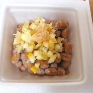 柑橘風味の納豆