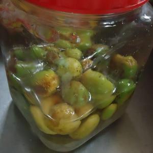 10日で飲める 冷凍梅ジュース