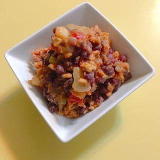 小豆のチリコンカン✰