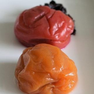梅漬け~梅干し~梅酢♪塩分控えめで美味美味!!
