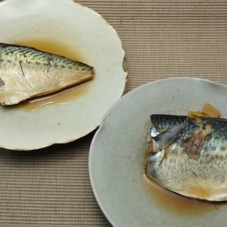 鯖の煮付けの作り方