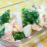 ブロッコリー&卵のサラダ