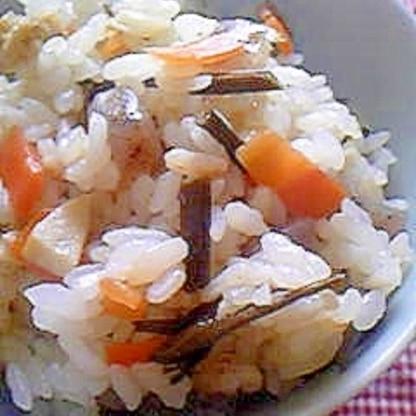 ✿山菜ごはん✿