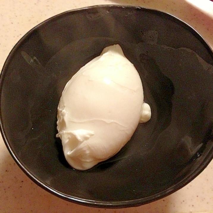 お家で簡単☆ポーチドエッグの作り方
