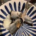 秋刀魚の湯煮