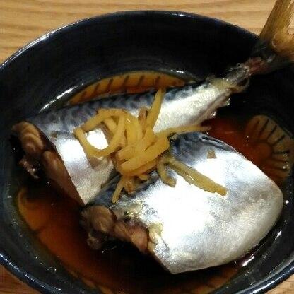 今までサバは味噌煮でしか作ったことがなかったので、他の味付けでも食べてみたく作りました。生姜が効いててサッパリと美味しくいただけました。