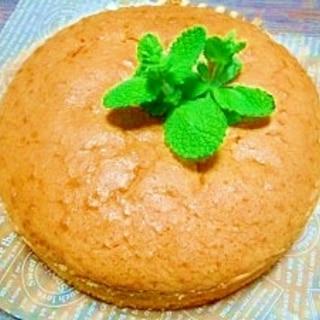 簡単☆スポンジケーキ