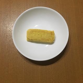 きび砂糖入り卵焼き