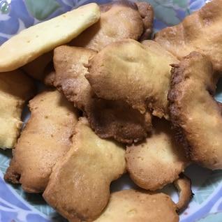 バターなし!オリーブオイルで簡単クッキー!