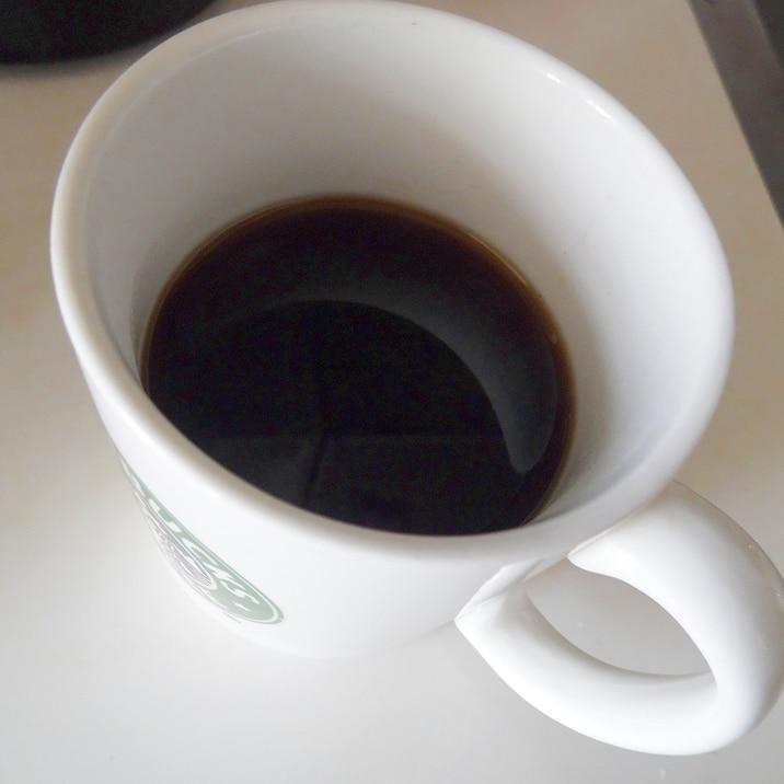 蕎麦茶コーヒー