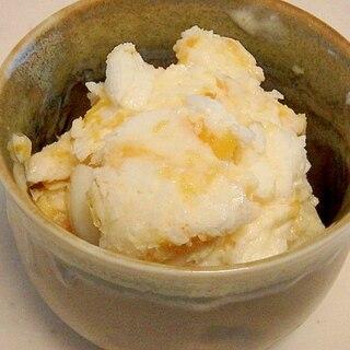 材料2つ★簡単★ヨーグルトアイス