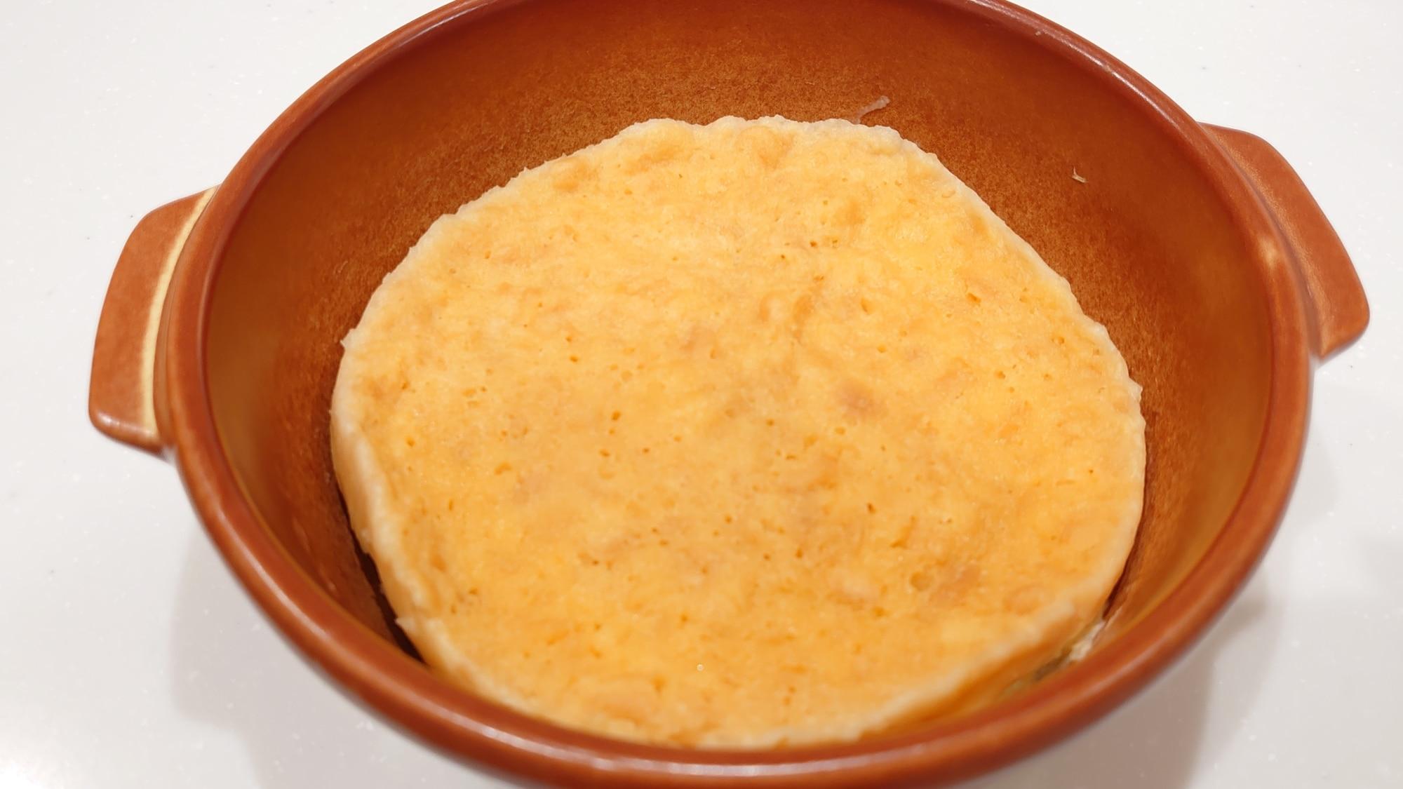 アレンジ たまご ボーロ