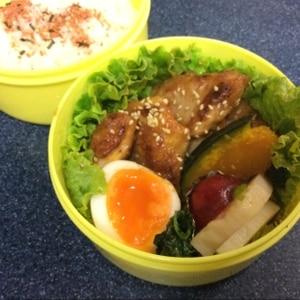 お弁当おかず★鶏胸のやわらか味噌マヨ焼き