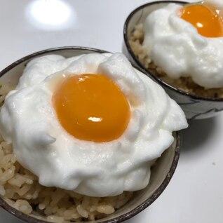 究極のメレンゲ卵かけご飯/やる気★