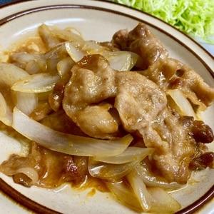 漬けこまないタモリ式豚の生姜焼き