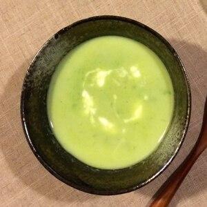グリーンピース☆ポタージュ