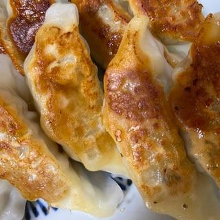 冷凍餃子のおいしい焼き方☆