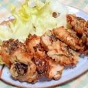 鶏むね肉の梅シソ揚げならさっぱりで夏におすすめ