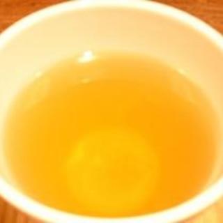 健康美容に★ホットはちみつウーロン茶