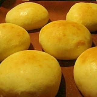 昔の学校給食味のパンでバンズ HB使用