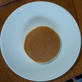 ホットケーキを丸く焼く方法
