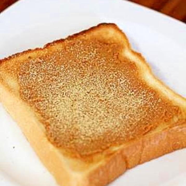 トースト きな粉 きなこトースト のレシピ ヤマザキッチン 山崎製パン