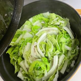 ストウブ で★簡単ミルフィーユ鍋