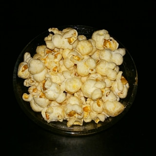 バター醤油 ポップコーン