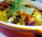 チキンとお野菜のグリル