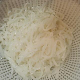 米粉100%麺