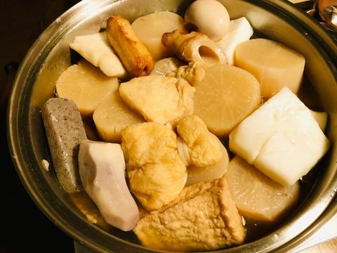 染み染み〜☆おでん鍋