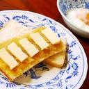 温泉卵と一緒に♪シンガポールのカヤトースト