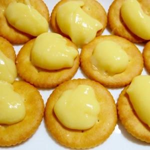 小麦粉なし全卵使用 簡単手作りカスタードクリーム