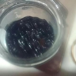 黒酢漬け酢黒豆