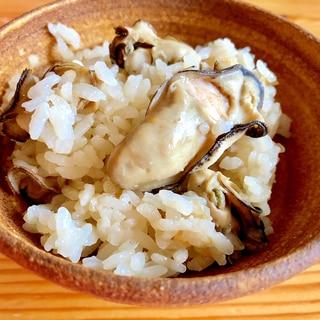 濃厚‼️☆牡蠣ごはん