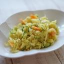 マヨなしで美味♡カレーポテトサラダ
