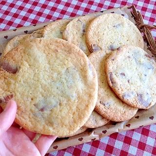 ビックサイズの☆しっとりクッキー