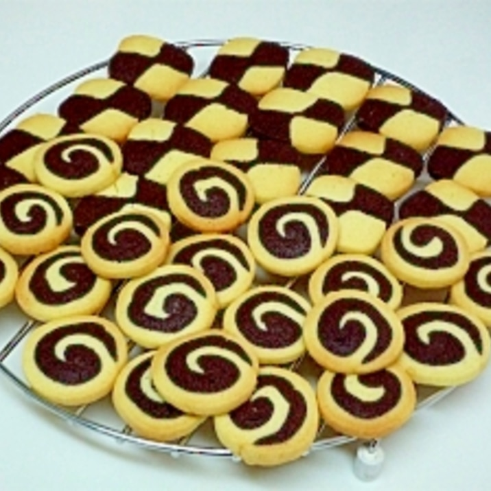 ボックス レシピ アイス クッキー