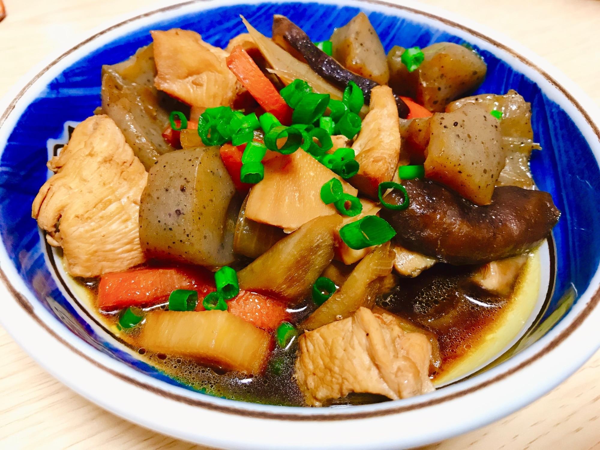 煮 人気 筑前 栄養士 レシピ