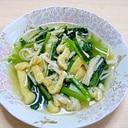 優しい味 小松菜の煮浸し