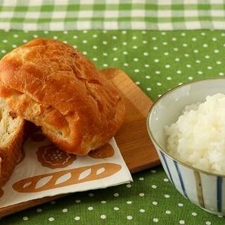 どちらを選ぶ!?パンの栄養 VS ごはんの栄養
