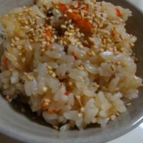 絶品!白米とお餅で中華おこわ