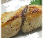 鰆の塩麹漬け焼き