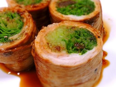 巻き レシピ 肉