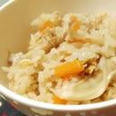 3号炊きレシピ きのことツナの炊き込みご飯