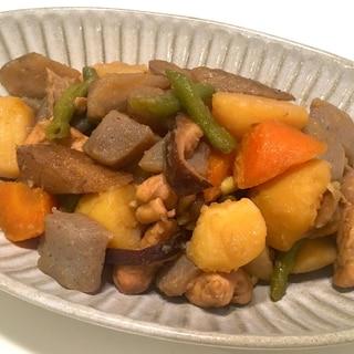 無水鍋で旨味が凝縮☆がめ煮(筑前煮)
